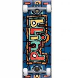 """Blind Blind OG Design Complete Skateboard 7.25"""" MId"""