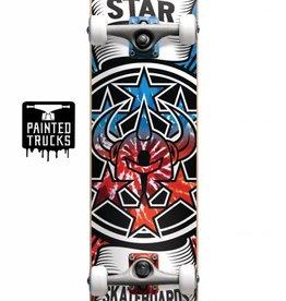 "Darkstar Darkstar Civil Complete Skateboard 7.35"" mid"