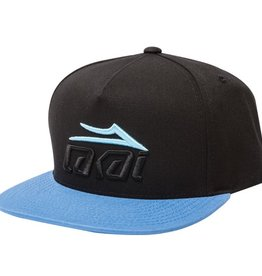 Lakai Lakai 5 Panel Hat - Black/Blue