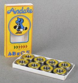 Andale Andale Bearings - Abec-5 Bearings (8 pack)