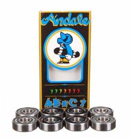 Andale Andale Bearings - Abec-7 Bearings (8 pack)
