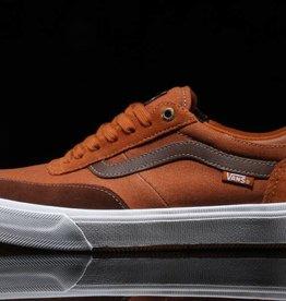 Vans Vans Gilbert Crockett Skate Shoes - Leather Brown/Potting Soil