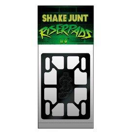 """Shake Junt Shake Junt Risers Black 1/8"""" (set of 2)"""