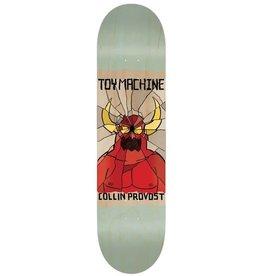 Toy Machine Toy Machine Provost Broken Deck 8 x 31.63 x 14.38 - Asstd
