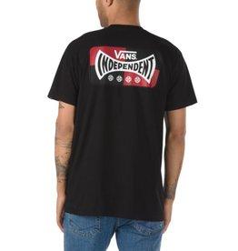 Vans Vans x Independent T-Shirt - Black