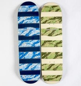 Real Skateboards Real Busenitz Camo Mellow LoPro Deck 8.5 x 14.38 x 32.62