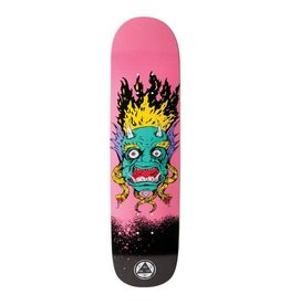 Welcome Skateboards Welcome Old Nick on Bunyip Deck- Pink 8