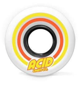 Acid Chemical Co. Acid Chemical Co. Pods Wheels 55mm 82a White (Set of 4)