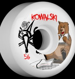 Bones Bones SPF Kowalski Bear Wheels 56mm  (set of 4)