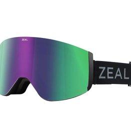 Zeal Zeal Hatchet Dark Night Goggles 2019 - Polarized Jade