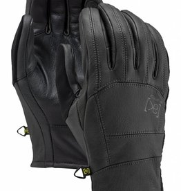 burton Snowboards Burton Leather Tech Glove 2019 - True Black
