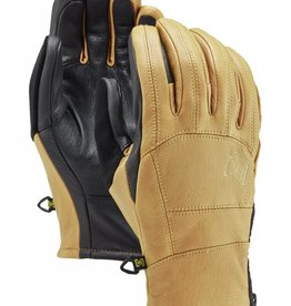 burton Snowboards Burton Leather Tech Glove 2019 - Raw Hide