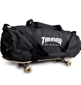 Thrasher Thrasher Duffel Bag - Black