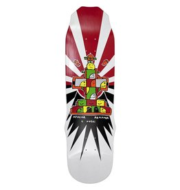 Hosoi Skateboards Hosoi Gonz 93 Deck - White