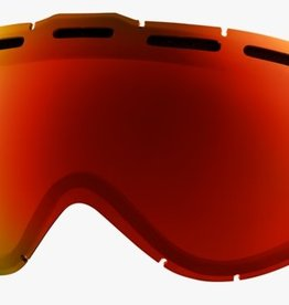 Anon Anon - Replacement Hawkeye Lens - mirror Red Solex
