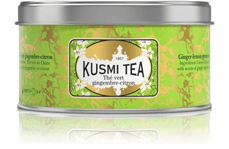 Ginger Lemon Green Tea - 125g