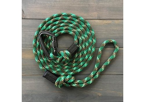 Wilderdogs Camo Leash - 5ft