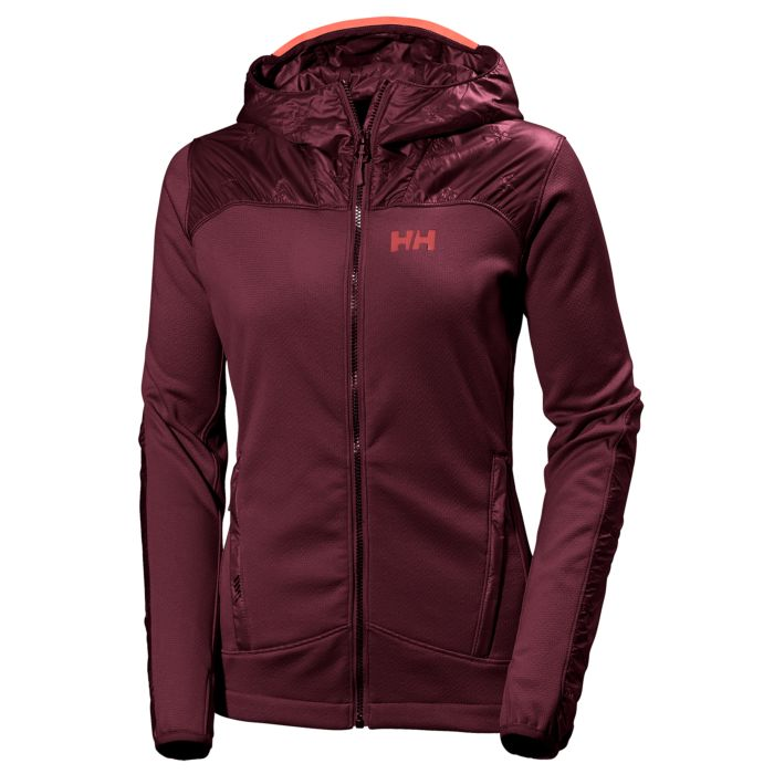 Helly Hansen W ULLC Midlayer Jacket