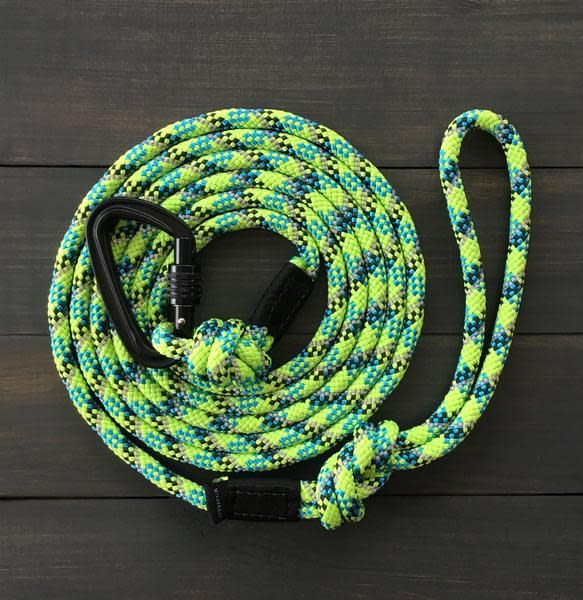 Wilderdogs Reflective Lime Leash