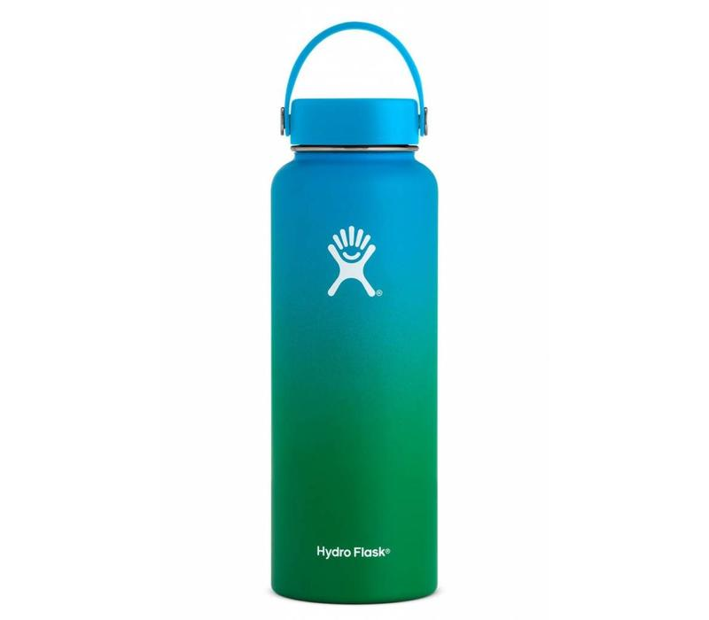 Hydro Flask 40oz Wide Mouth w/Flex Cap (808 Collection)