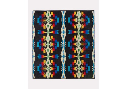Pendleton USA Towel For Two, Tucson/Black