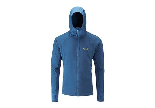 Rab equipment Alpha Flux Hoody