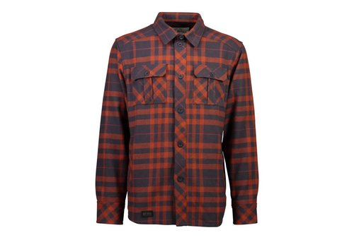 MonsRoyale Mens Mountain Shirt Clay