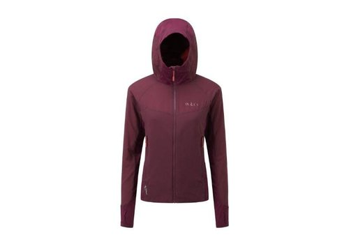 Rab equipment Alpha Flux Hoody - W