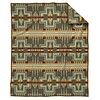 Pendleton USA Harding Robe - Thyme