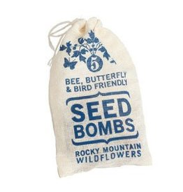 Bee Thinking Seed Bomb - Rocky Mountain