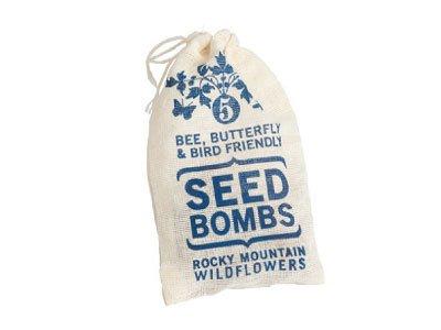 Bee Thinking Seed Bomb - Rocky Mountain