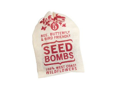 Bee Thinking Seed Bomb - West Coast