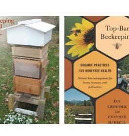 Chelsea Green Publishing Top-Bar Beekeeping Book