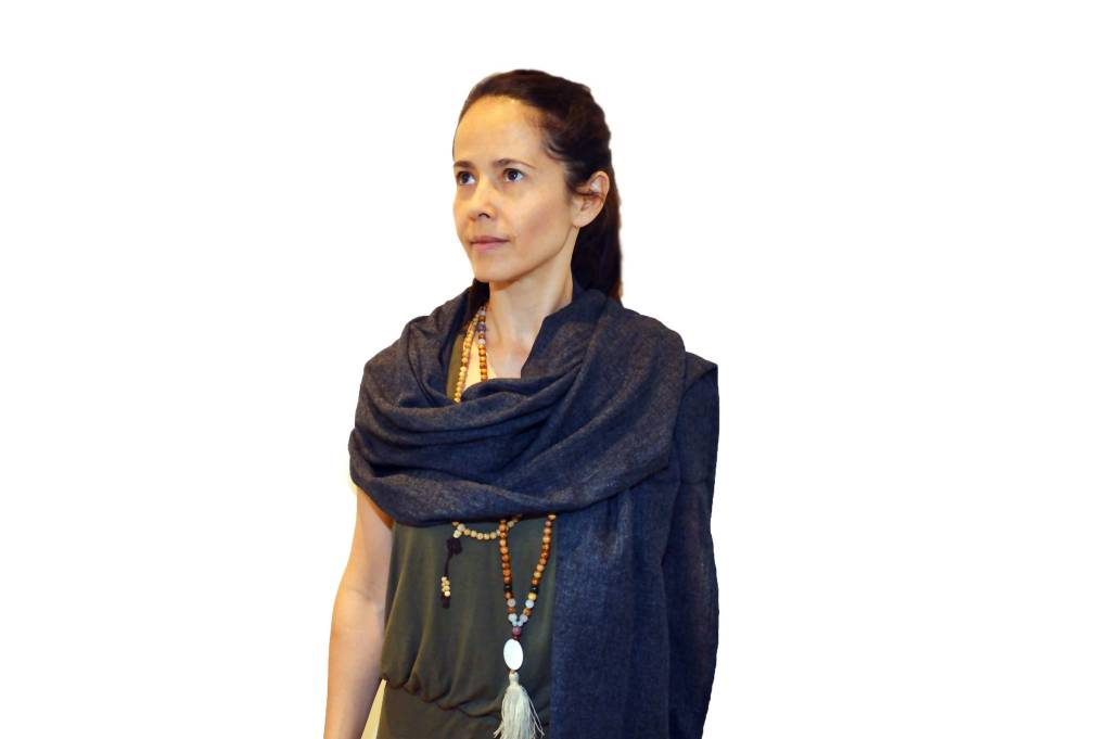 Paschmina Shawl Black