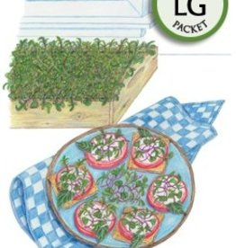 Botanical Interests Micro Greens Kale Red Winter