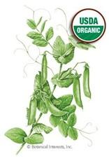 Botanical Interests Pea Snap Sugar Snap Org