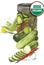 Botanical Interests Cucumber Homemade Pickles Org