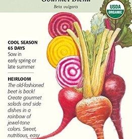 Botanical Interests Beet Gourmet Blend Org