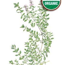 Botanical Interests Thyme English Org
