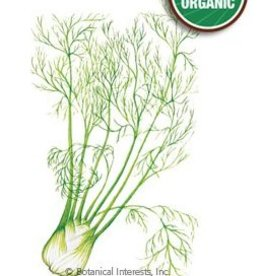 Botanical Interests Fennel Florence Perfection Org