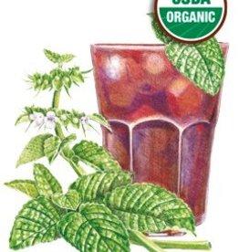 Botanical Interests Lemon Balm Org