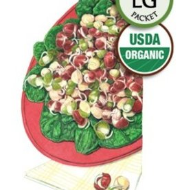 Botanical Interests Sprouts Bean Mix Org