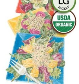 Botanical Interests Sprouts Salad Mix Org