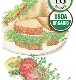 Botanical Interests Sprouts Sandwich Mix Org
