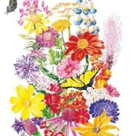 Botanical Interests Flower Mix Bring Home the Butterflies