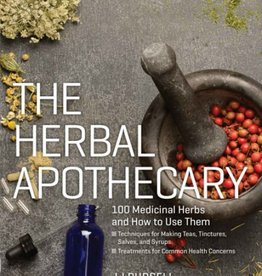 Storey & Timber Press The Herbal Apothecary