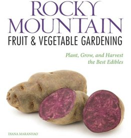 Rocky Mountain Fruit and Vegetable Gardening
