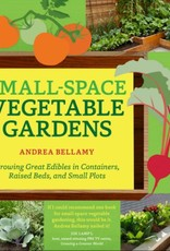 Storey & Timber Press Small Space Vegetable Gardens