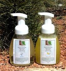 Taspen's Organics Hand Soap Sweet Orange