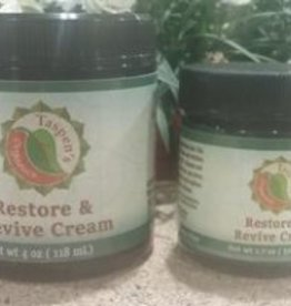Taspen's Organics Restore and Revive Cream 1.7 oz